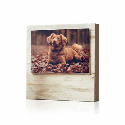 Surpr!se Custom: Rustic Photo Frame