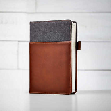 Surpr!se Custom: Leather Journal