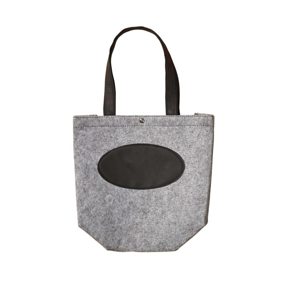 Custom Collection: Stylish Felt Tote Bag