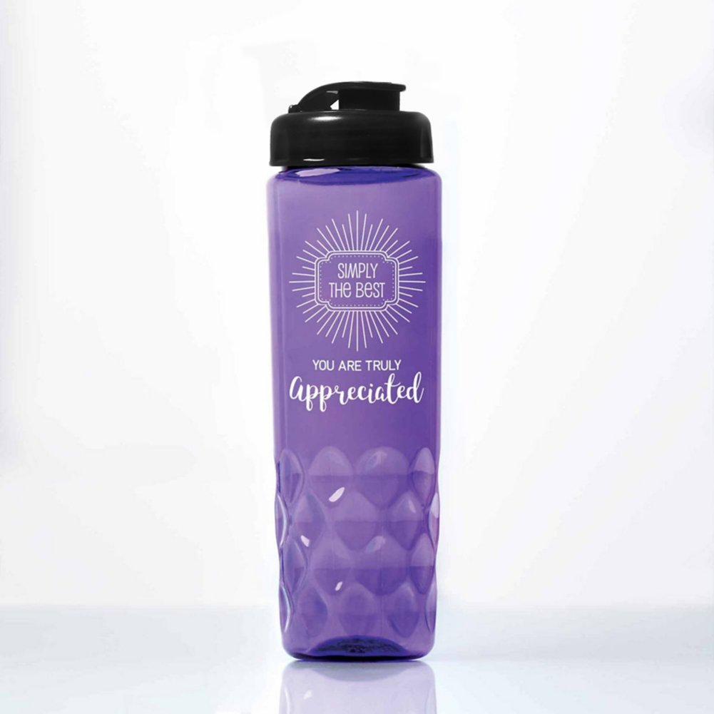 View larger image of Easy Grip Value Water Bottle - Simply The Best