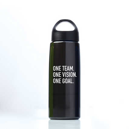 Luminous Value Water Bottle - One Team