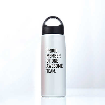 Luminous Value Water Bottle - Proud Member