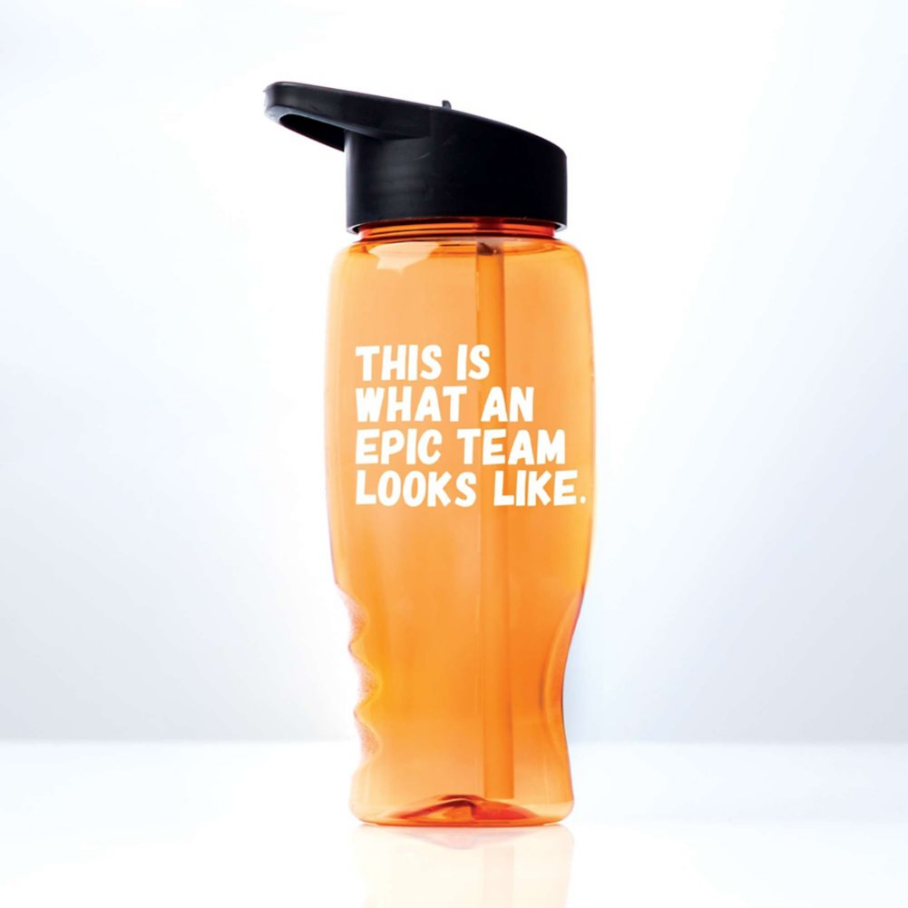 View larger image of Vibrant Value Water Bottle - Epic Team