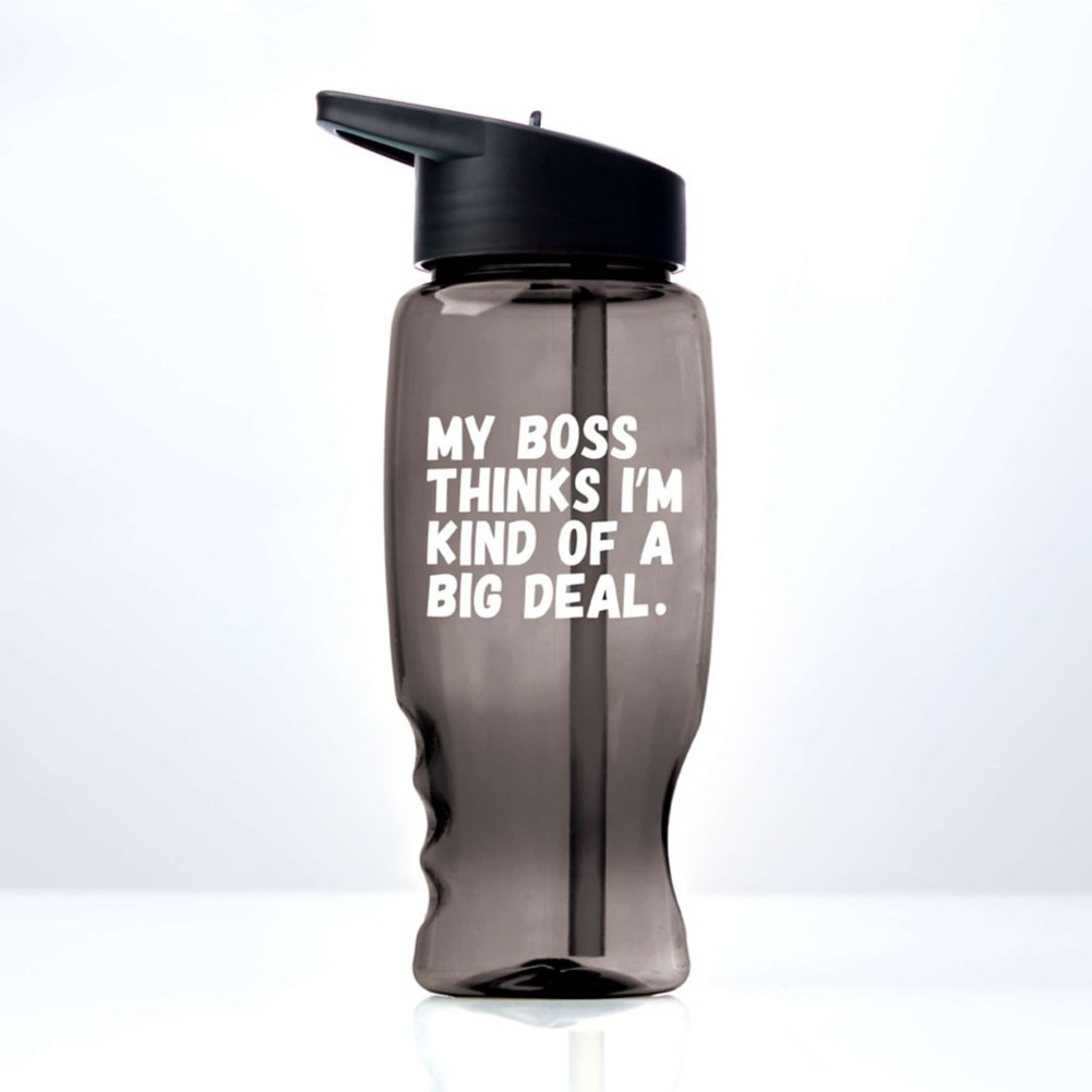 View larger image of Vibrant Value Water Bottle - My Boss