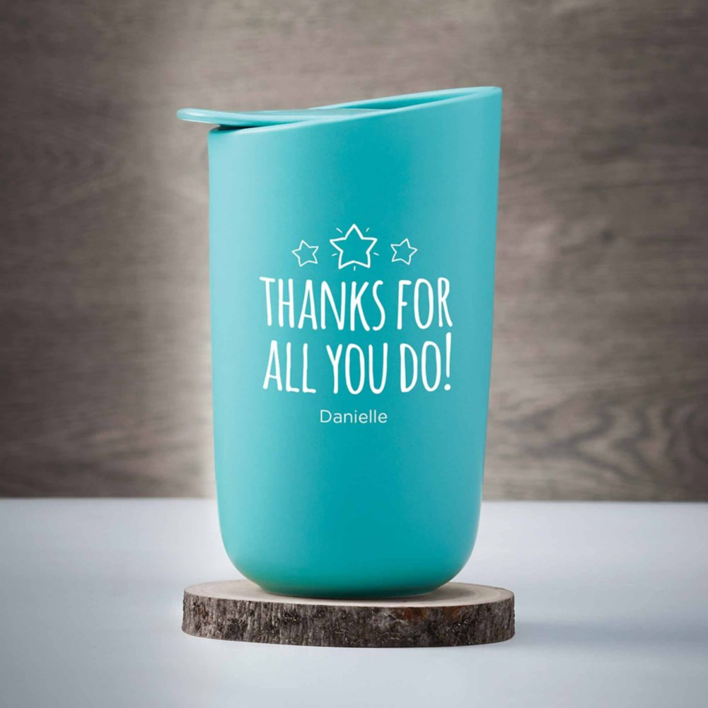 View larger image of Chic Ceramic Tumbler
