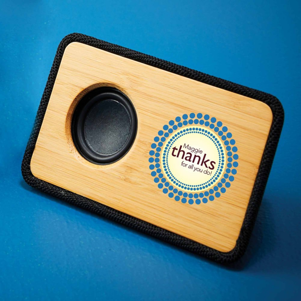 View larger image of Bamboo Bluetooth® Speaker
