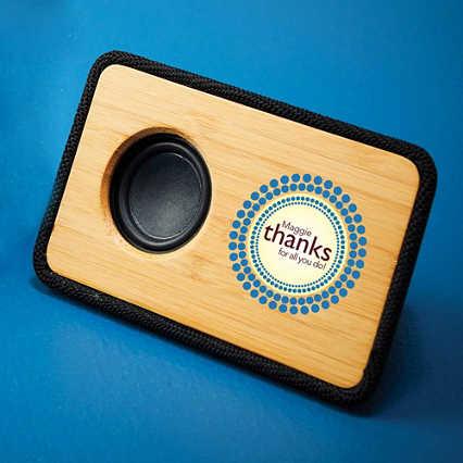 Bamboo Bluetooth® Speaker