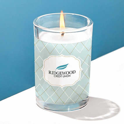 Brightside 8oz Candle - Add Your Logo