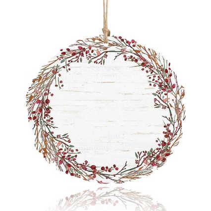 Custom Collection: Wreath Ornament