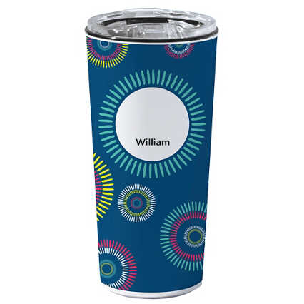 Open Road 18oz Budget Travel Mug - Logo