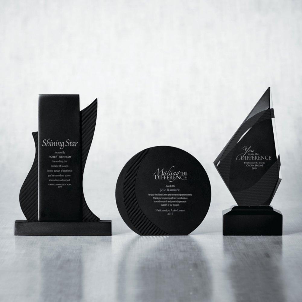Carbon Fiber Trophy Dynamic Baudville