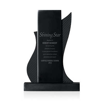Carbon Fiber Trophy - Synergy