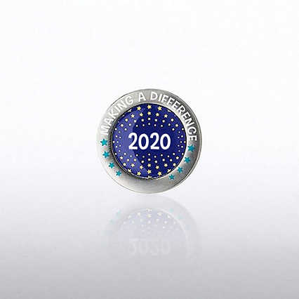 Lapel Pin - 2020 Making a Difference