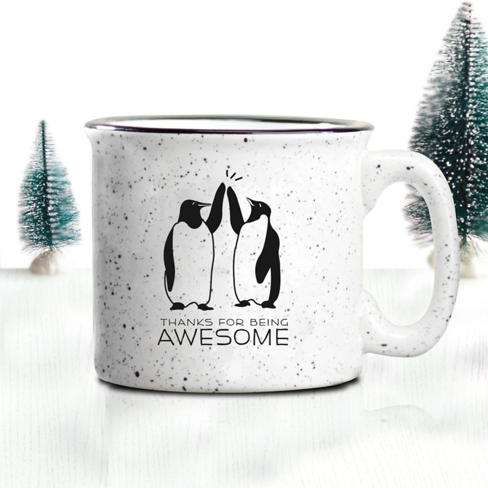 View larger image of Classic Campfire Mug - Awesome