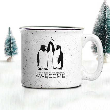 Classic Campfire Mug - Awesome