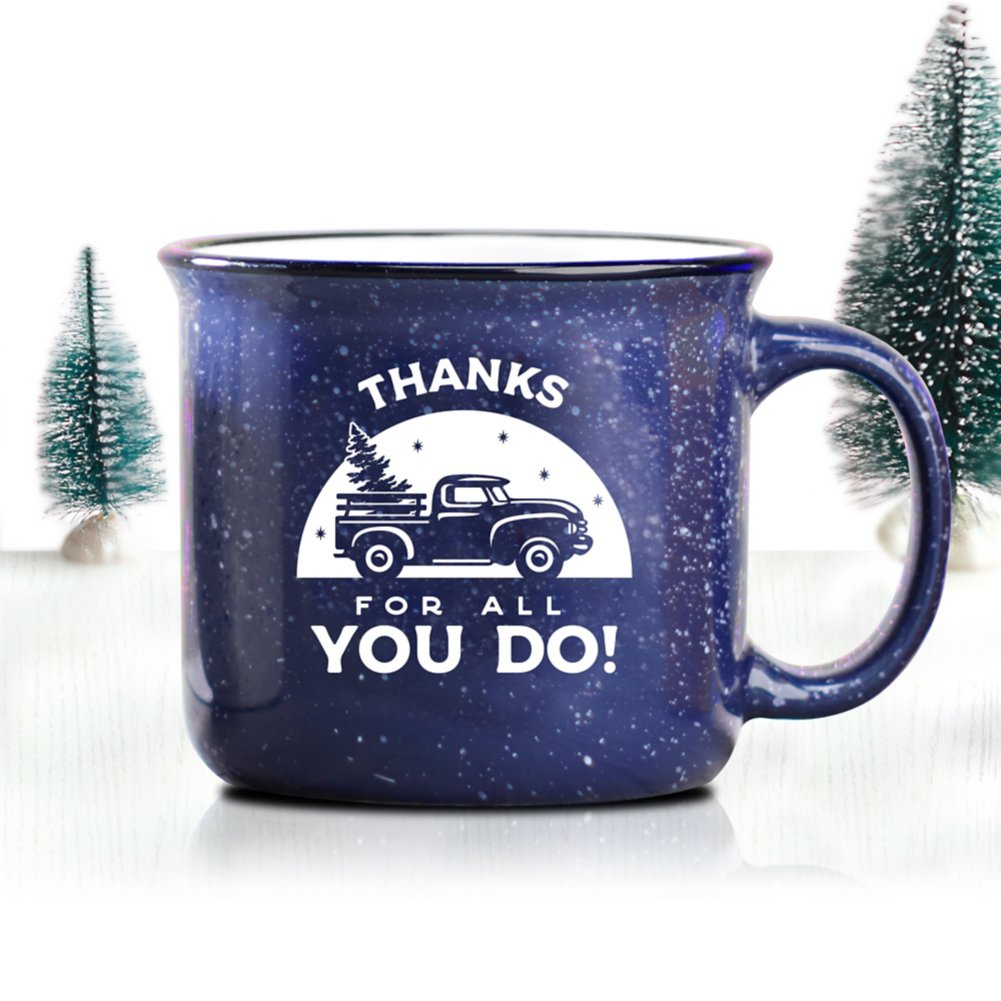 View larger image of Classic Campfire Mug - Thanks for all You Do