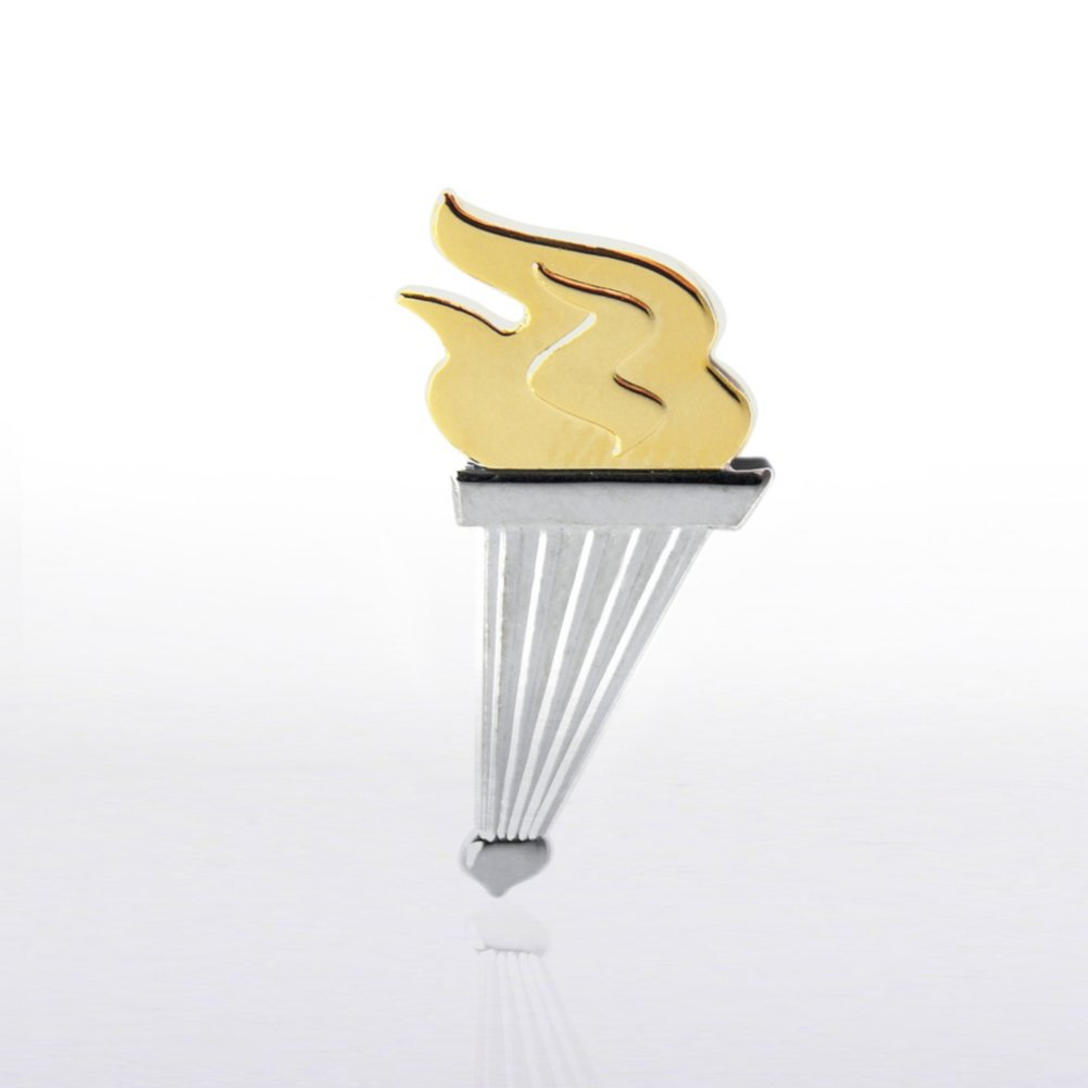 View larger image of Lapel Pin - Torch