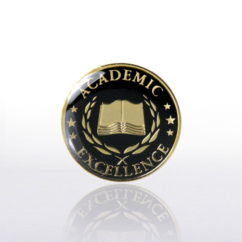 View larger image of Lapel Pin - Academic Excellence