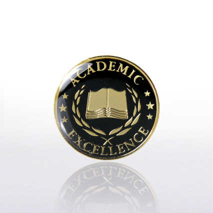 Lapel Pin - Academic Excellence