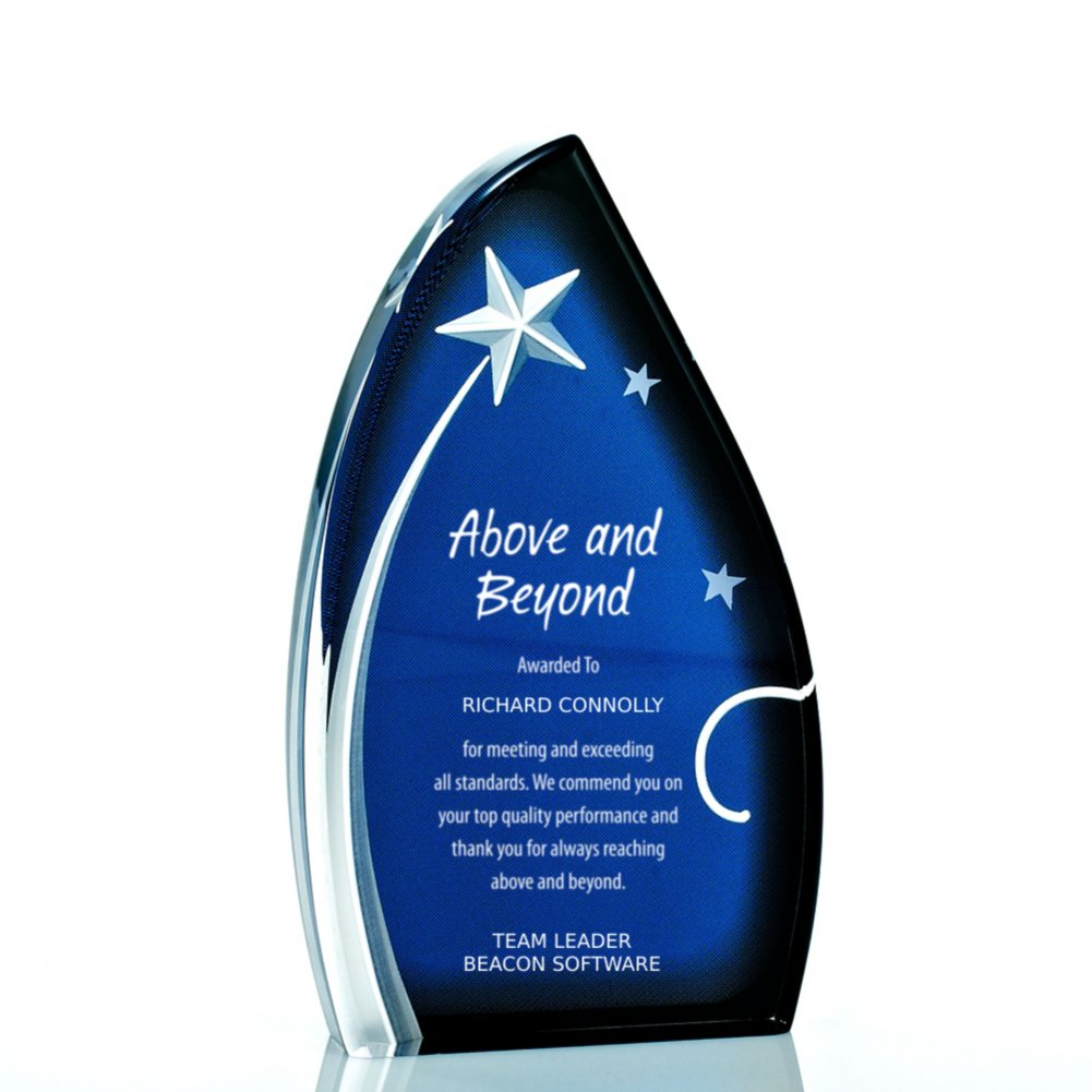 View larger image of Galaxy Award Trophy - Midnight Star
