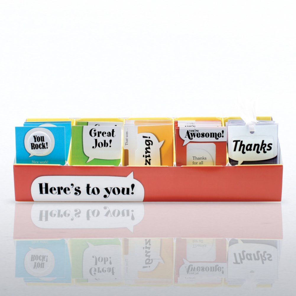 View larger image of Cheers Kit - Positive Praise - Here's to You