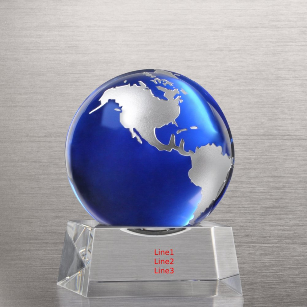 View larger image of Trophy - You Make a World of Difference