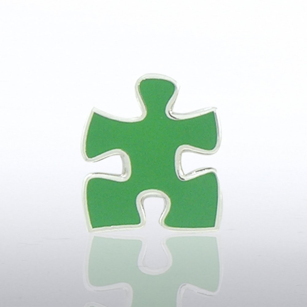Lapel Pin - Essential Piece - Green