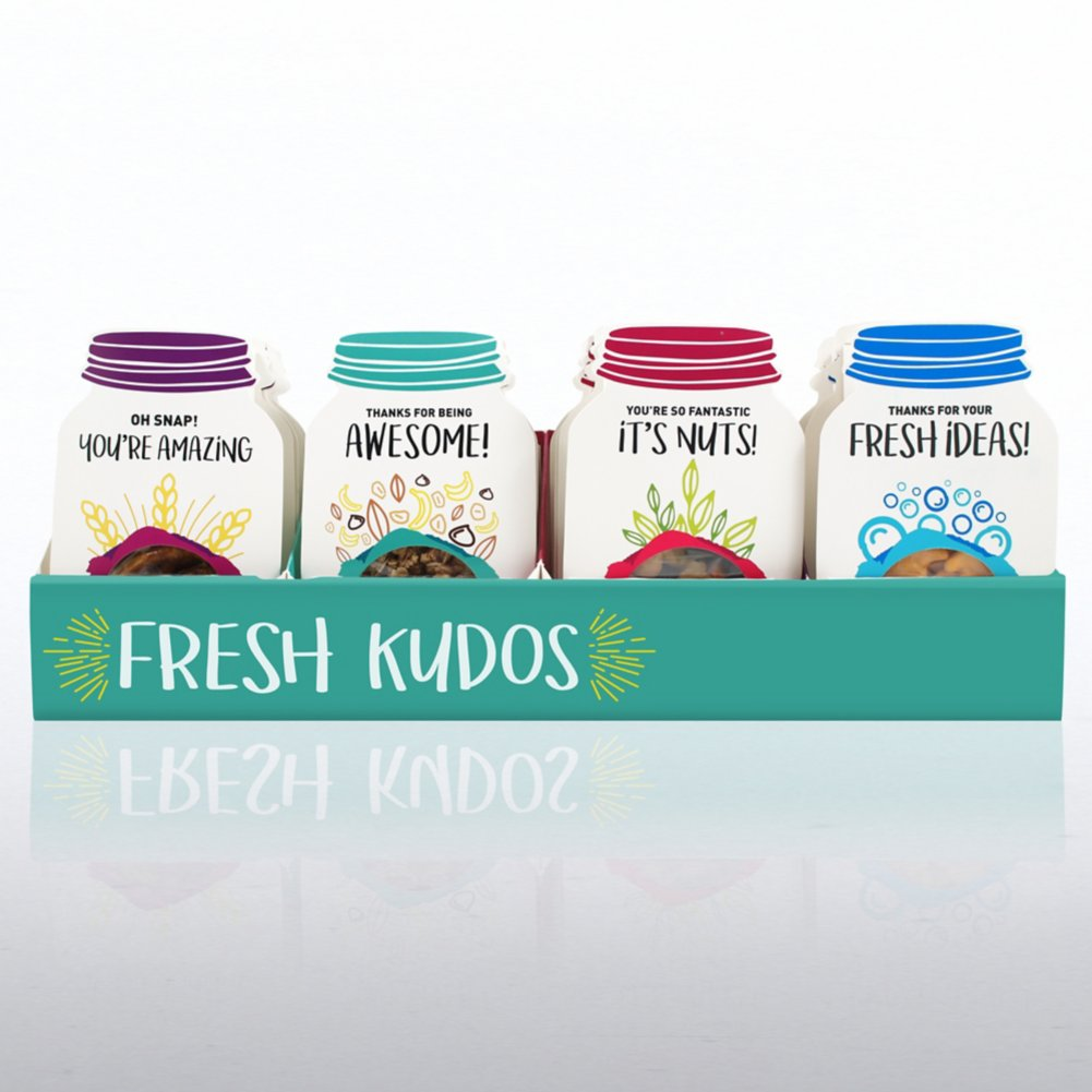 View larger image of Cheers Kit - Fresh Kudos Healthy Snacks Edition