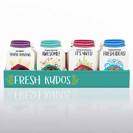 Cheers Kit - Fresh Kudos Healthy Snacks Edition