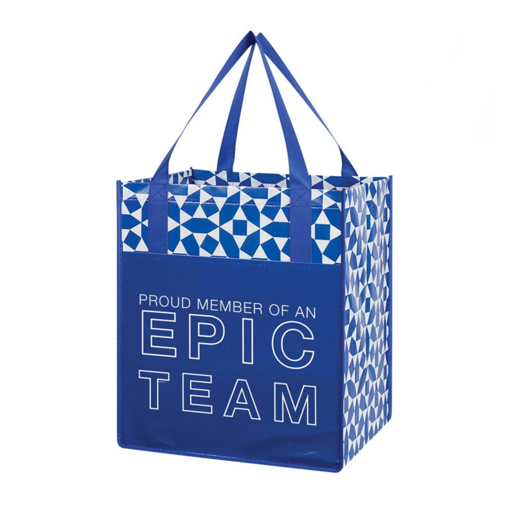 Value Grocery Tote - Proud Member Of An Epic Team