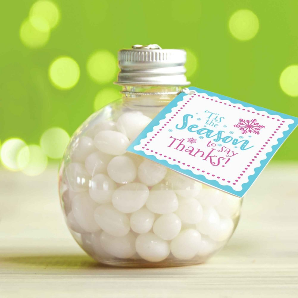View larger image of Jelly Bean Ornament - 'Tis The Season To Say Thanks