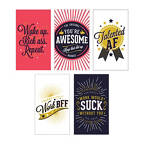 View larger image of Compliment Cards - Work BFF