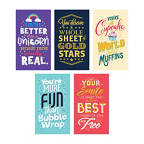 View larger image of Compliment Cards - Clever Cheer