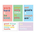 View larger image of Compliment Cards - Inspirations Served Daily