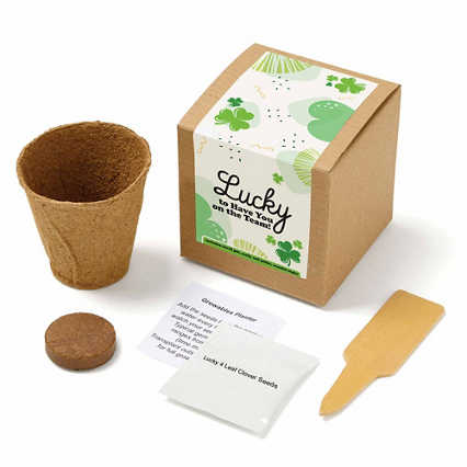 Growable Praise Plant Kit - Lucky to Have You