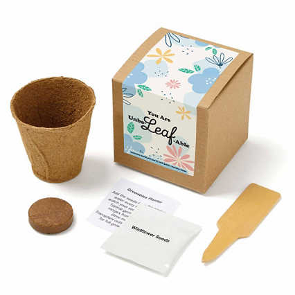Growable Praise Plant Kit - Unbe-Leaf-able