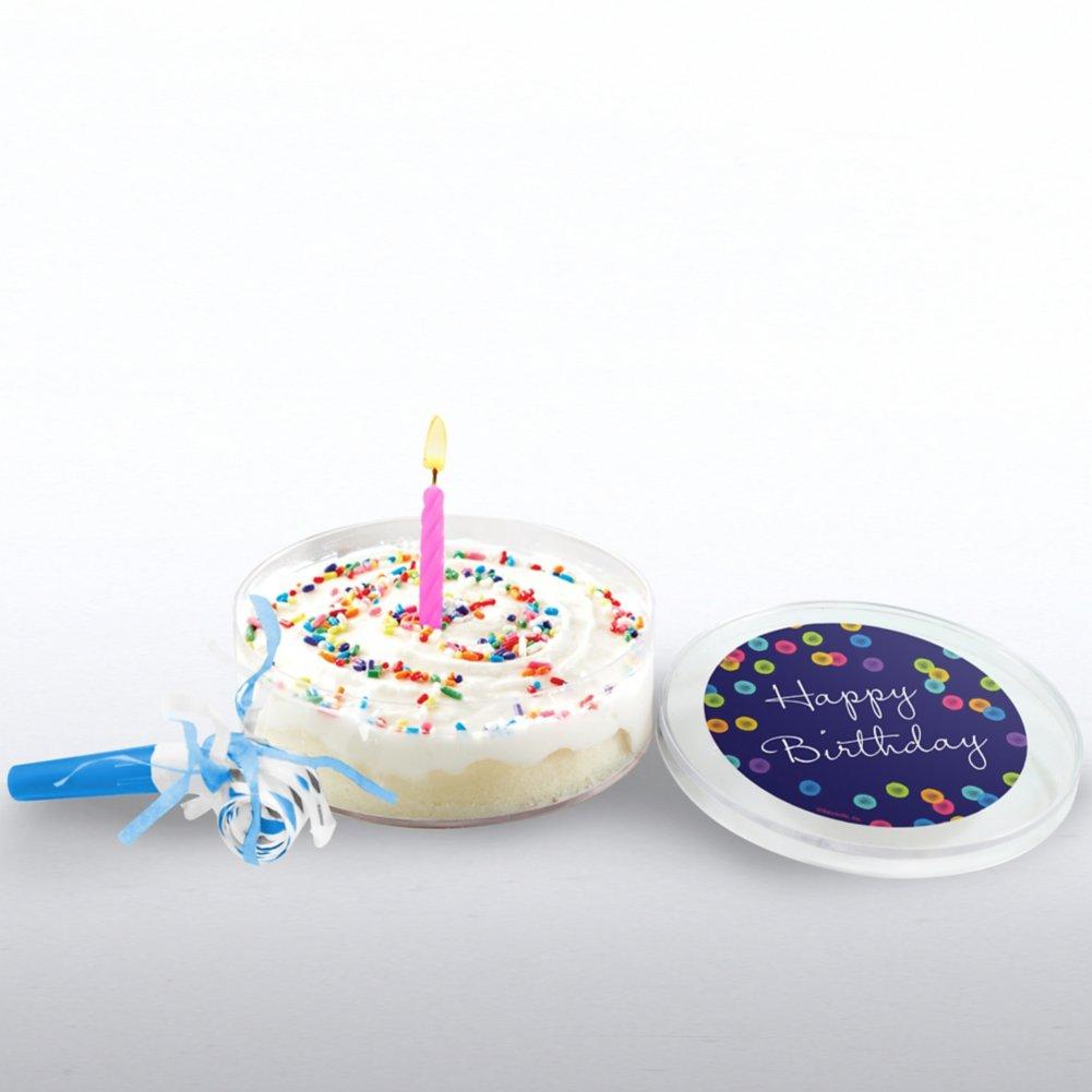Celebration Cake - Happy Birthday