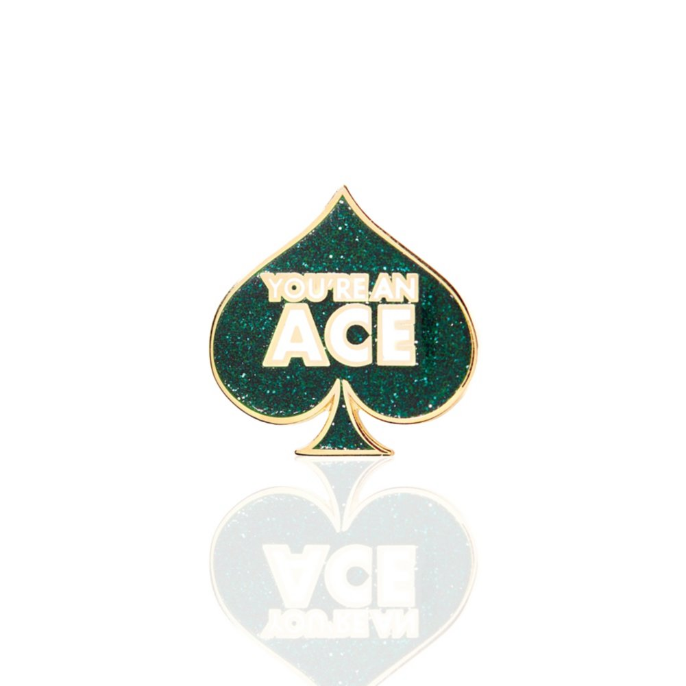 View larger image of Lapel Pin - You're An Ace