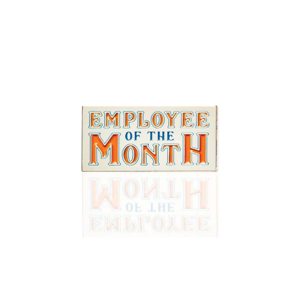 View larger image of Lapel Pin - Employee of the Month