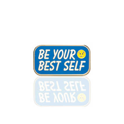 Lapel Pin - Be Your Best Self