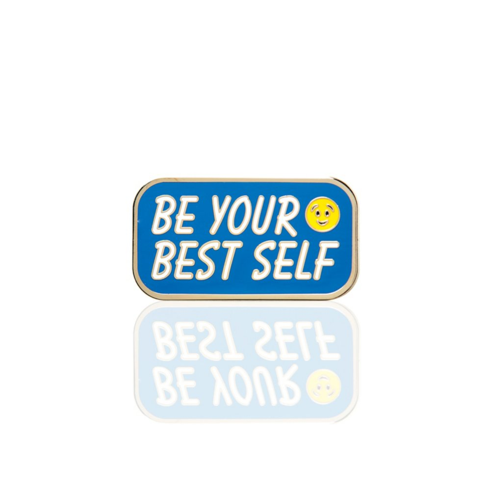 View larger image of Lapel Pin - Be Your Best Self