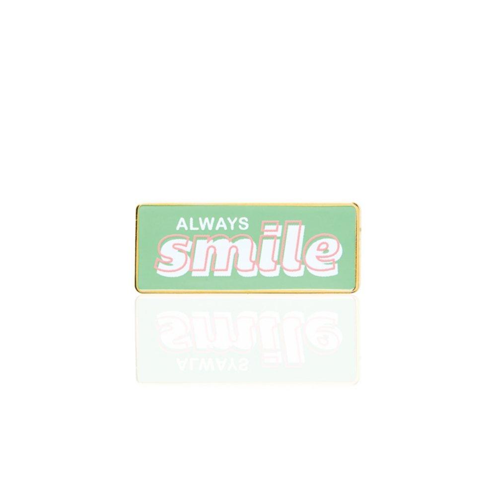 View larger image of Lapel Pin - Always Smile