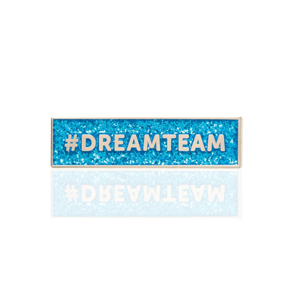 View larger image of Lapel Pin - #DreamTeam