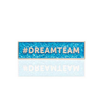 Lapel Pin - #DreamTeam