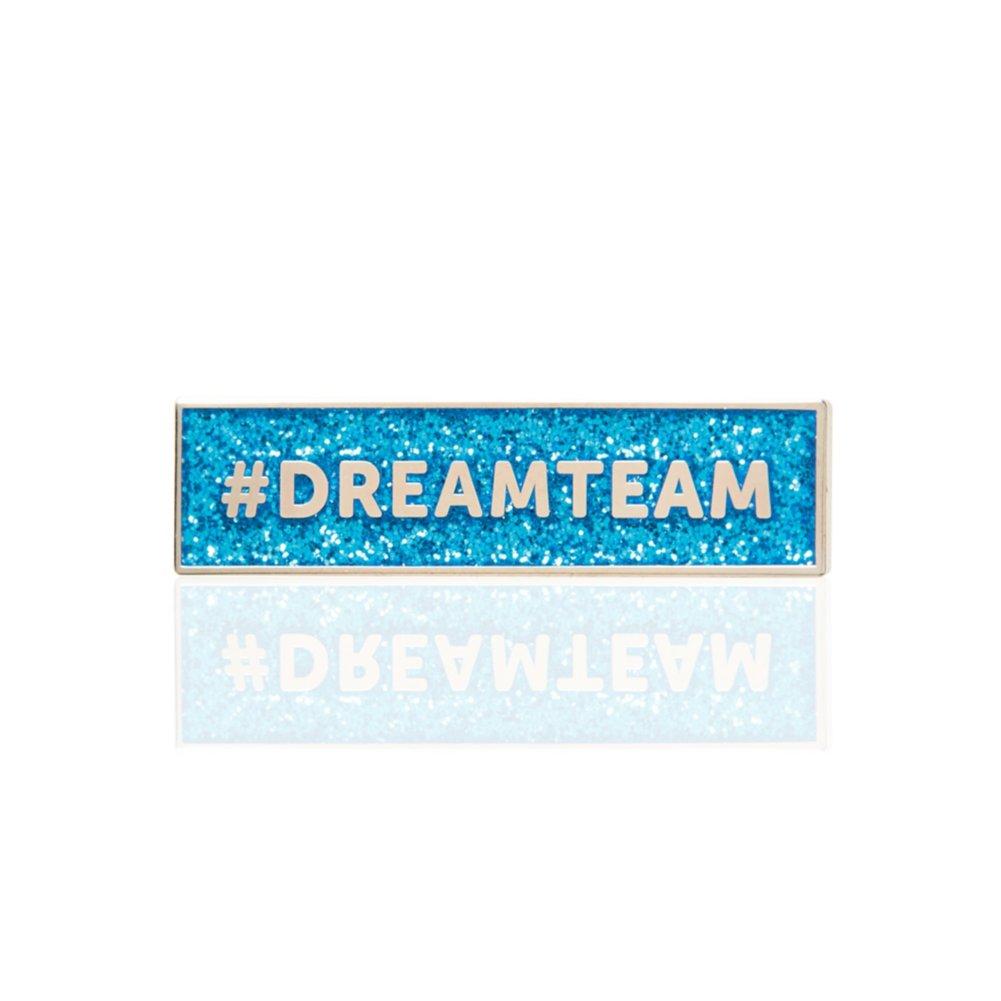 Lapel Pin - #DreamTeam