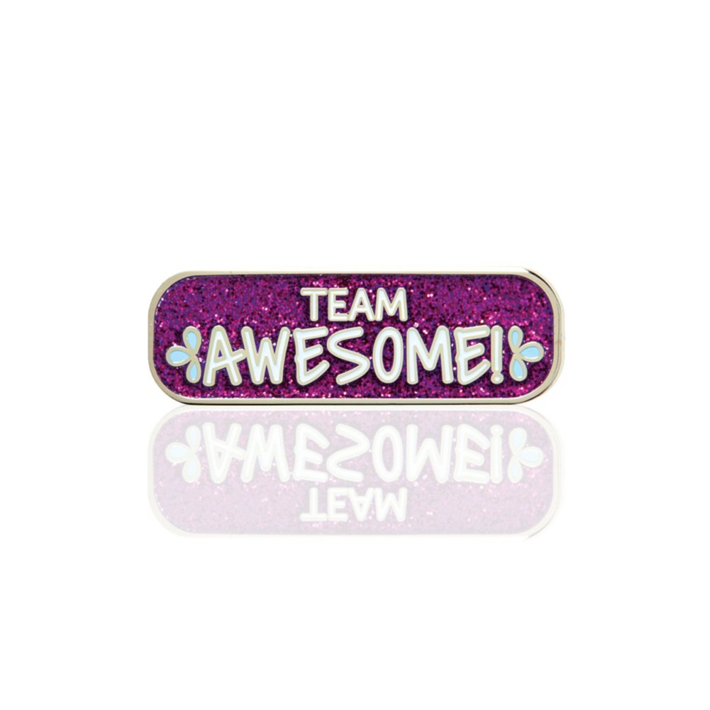 View larger image of Lapel Pin - Team Awesome!