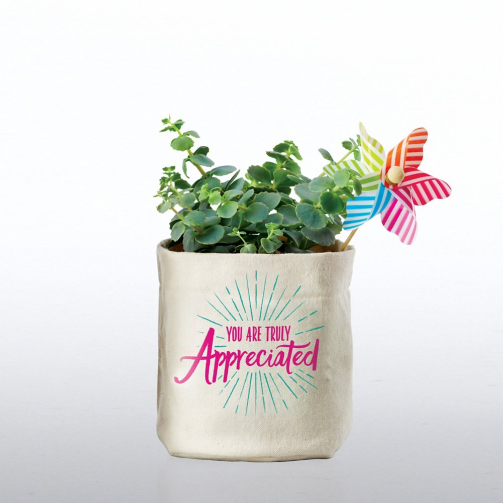 View larger image of Positively Perfect Plant Holder - You Are Truly Appreciated