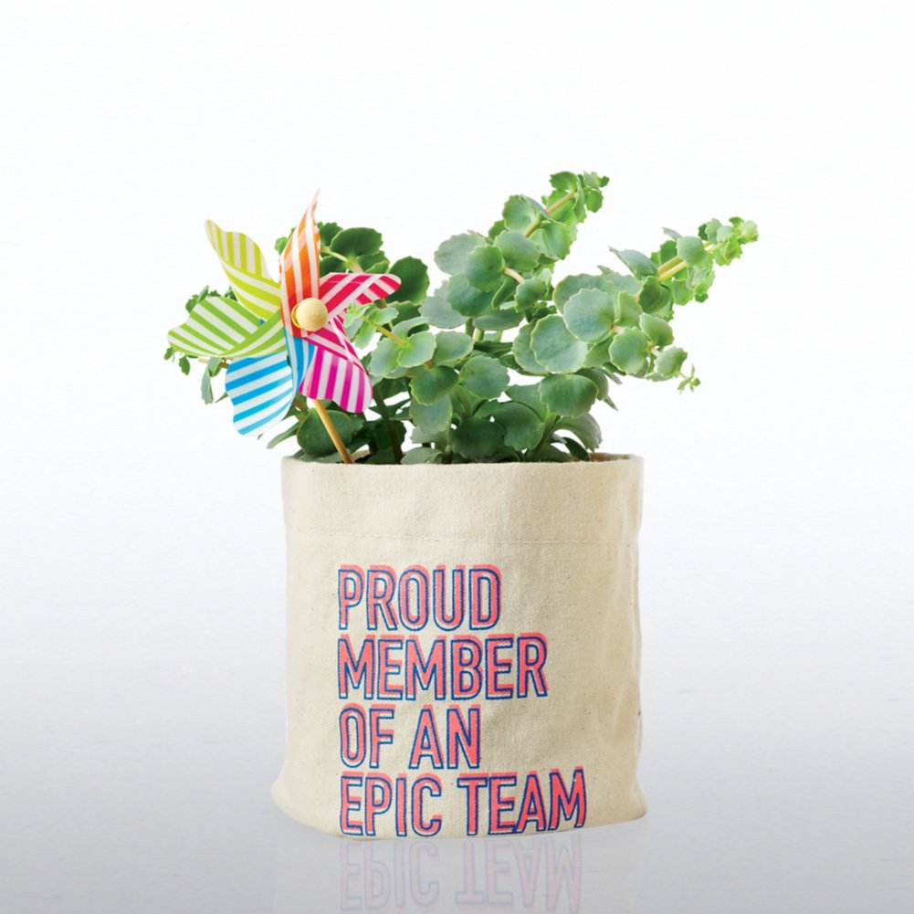 View larger image of Positively Perfect Plant Holder - Proud Member Of An Epic