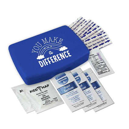 At Your Ready Sanitizer Kit - You Make a Difference
