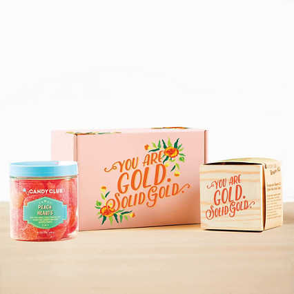 Sweet Blooms Appreciation Plant Kits - You are Gold